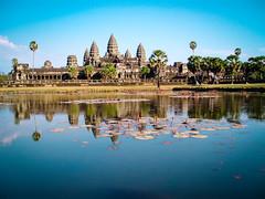 Angkor Wat (Valdy71) Tags: angkor cambodia cambogia travel color temple tempio valdy viaggi asia landscape khmer wat