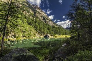 Lago delle Streghe - Parco Naturale Alpe Devero (Italy)