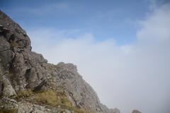 DSC_9388 (nic0704) Tags: scotland hiking walking climbing summit highlands outdoor landscape hill mountain foothill peak mountainside cairn munro mountains skye isle island cuilin cuillin blaven blà bheinn red black elgol