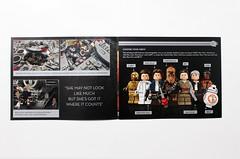 LEGO Star Wars Ultimate Collector Series Millennium Falcon (75192) (tormentalous) Tags: lego legostarwars ultimatecollectorseries ucs millenniumfalcon 75192