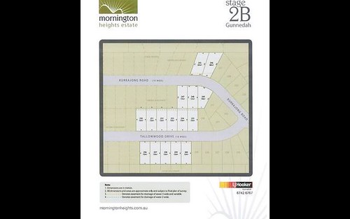 Lot 255 TALLOWWOOD DRIVE, Gunnedah NSW 2380