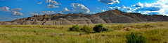 Toadstool Geologic Park (nelhiebelv) Tags: toadstool geologic nebraska landform cloudsstormssunsetssunrises sandstone ledges silt deposits hills formations conical erosion mounds sedimentary