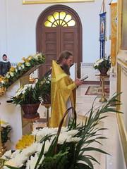 21. Престольный праздник в Кармазиновке