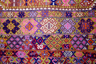 Kurdish Textile Museum at the Citadel, Erbil / Iraqi Kurdistan