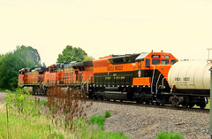 GN 400 (Matt Hagfors) Tags: electromotivedivision emd sd45 gn400 greatnorthern gn hustlemuscle northtownsuperior