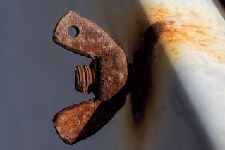 Rusty wingnut