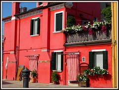 Sinfonia arancio (magister111) Tags: venezia burano colours italy