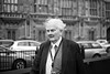 Lord Laird (Foto John) Tags: leicam leicam240 leica leicamtyp240 rangefinder summicronm50mmƒ2iv blackwhite blackandwhite blackandwhitethatsright monochrome streetphotography people man lord politician housesofparliament london uk