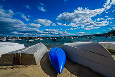 DSC00929 (Damir Govorcin Photography) Tags: boats clouds wide angle natural light zeiss 1635mm sony a7rii water