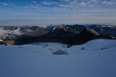 _DSC3072 (farix.) Tags: alpen alps alpy schweiz switzerland szwajcaria trekking treking grat grań piz palu bernina berninagruppe gletscher lodowiec śnieg snow schnee