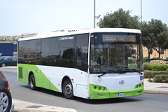 Malta Public Transport BUS010 (Will Swain) Tags: mater dei hospital malta 28th june 2017 mpt bus buses transport travel maltese vehicle vehicles county country english island king long public bus010 10 010