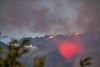 Grass fire in Oakland Hills (julesnene) Tags: california canon5dmarkiv canonef70200mmf4lusmlens edwardfire juliasumangil oaklandhills fire grassfire julesnene september262017 oakland