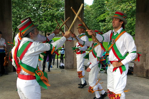 16.9.17 Waters Green and Adlington Morris in Macclesfield 32