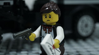 Lego WWII: Jacqueline ''Jenny'' Chevalier