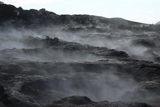 Campi di lava del Krafla (Islanda)