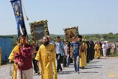 79. Крестный ход в скит святителя Иоанна Шанхайского