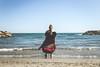 Blessed (lu★) Tags: nomad gitans france sarah saintesara mer sea