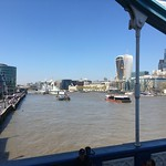 The River Thames from Tower Bridge thumbnail