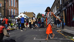 DSC_5448a London Columbia Road Sunday Flower Market Lady in Sun Glasses (photographer695) Tags: london columbia road sunday flower market lady sun glasses