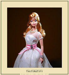 Garden Party (thitipatify) Tags: silkstone studio sweet barbie best robertbest toy retro vintage couture portrait royalty dress romantic fashion doll diorama dior model gown glamour glam magazine