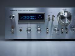 32900495756_5631f72336_o (DjMo72) Tags: pioneer stereo hifi silver