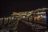 Peschici (paolotrapella) Tags: peschici italia gargano puglia spiaggia notturna luci lunga esposizione beach omblelloni sdrai sabbia sans light long exposure paolotrapella