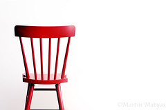 the red chair (Martin.Matyas) Tags: