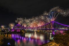 Spirits (merbert2012 Thanks for 4 Million views) Tags: riverfire2017 brisbane australia queensland fireworks longexposure cityscape city river nikond800 fun travel feuerwerk reflection