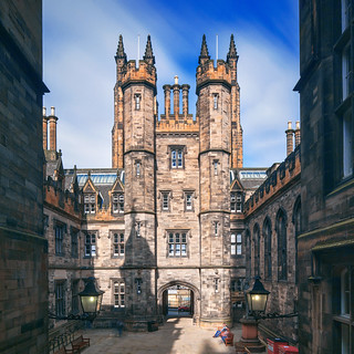 Edinburgh - New College