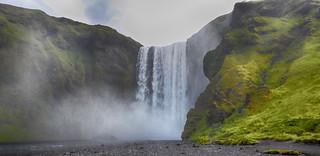 Skógafoss waterfall, Iceland ( Explore )