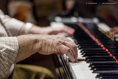 O Pianista (Andrews Moura) Tags: piano pianista musica musico music pianist maceió alagoas nordeste brasil restaurante maria antonieta ao vivo potrait foto fotografia de