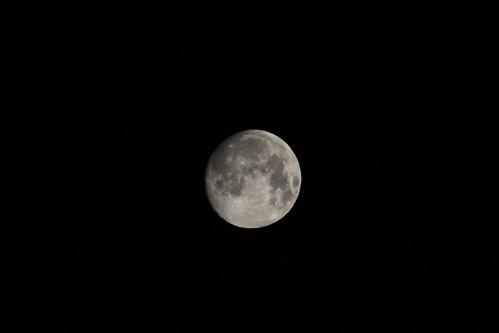 Berlin - The Moon is Waxing Gibbous (97% of Full)