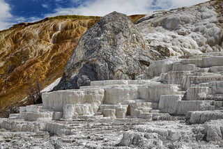 Mammoth Hot Springs (Yellowstone NP)