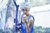 Jack frost (Amy Hu Photography) Tags: jack frost jackfrost riseoftheguardiands rise guardians le5leggende 5 leggende snow cold ice winter cosplay cosplayer riminicomix dreamworks dreamworkscosplay moon jackfrostcosplay