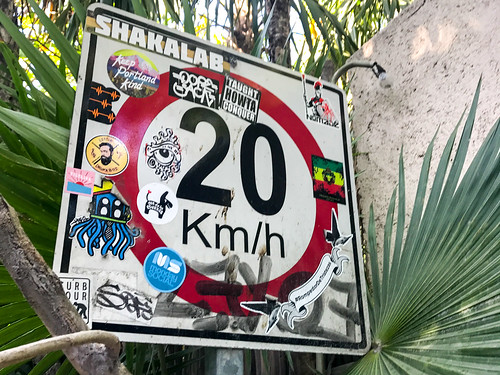 Tulum sign