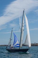 Caper view 1 (Matchman Devon) Tags: classic channel regatta 2017 paimpol caper