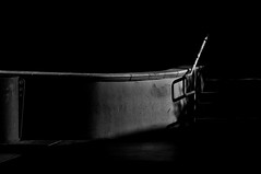 War Room  !!!!!! (imagejoe) Tags: vegas nevada strip street black white photography photos shadows reflections people nikon