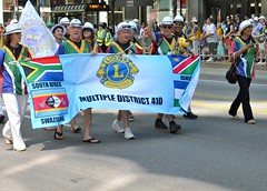 2017 International Parade of Nations (seanbirm) Tags: internationalparadeofnations lionsclub lcicon lions100 lionsclubinternational parades chicago illinois usa statestreet statest weserve africa