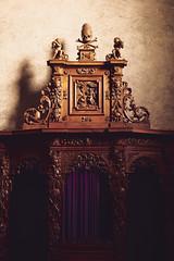 Skull n Bones (Marc R. A.) Tags: church zeiss loxia lago como italy brown purple skull bones