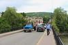 Bridge across the Tisza river, Rakhiv (Timon91) Tags: ukraine ukraina ucraina oekraïne oekraine ukrain україна украина mountains mountain hills carpathians karpaty karpaten карпати rakhiv rakhov рахів rachau rahó