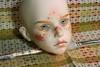 IMG_3329 (AlisonVonderland) Tags: leekeworld joshua bjd abjd doll male man boy freckles freckled rough scab scrape gore natural realism realistic