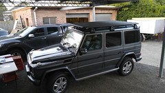 IMG-20170804-WA0003 (rrwstaff) Tags: mercedes gwagen gclass custom pioneer platform rhinorack