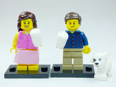 Brick Yourself Custom Lego Figure Caffeine Junkies