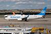 IMG_1855 (The Aviation) Tags: madrid spotter spotting klm dhl aireurope aerolinea skyteam easyjet ryanair barajas aerei turki