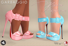 Marina Platforms (Ashleey Andrew) Tags: garbaggio secondlife second life virtual world fashion apparel accessories footwear shoes original mesh