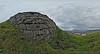 Little known view over Tórshavn (Jan Egil Kristiansen) Tags: r0010404 theta nólsoy tórshavn drystonewall landscape