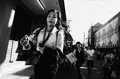 Running Late (Meljoe San Diego) Tags: meljoesandiego ricoh ricohgr gr streetphotography street streetlife candid monochrome philippines