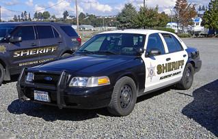Klickitat County Sheriff, Washington (AJM NWPD)