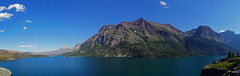 20170706_084pa (mckenn39) Tags: nature water montana panorama rockymountains glaciernationalpark