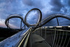 loop (Blende1.8) Tags: wet rain clouds cloudy evening tigerandturtle tigerturtle rollercoaster achterbahn looping magicmountain landmark landmarke halde ruhrgebiet landmarken ruhrpott regen nass wideangle fisheye perspective angerpark carstenheyer stairway steps stufen treppe sony alpha ilce6300 a6300 walimex samyang 8mm 28
